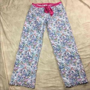 VS Pink Winter Pajama Pants